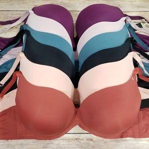 Youmita Intimates & Sleepwear - 46DDD Push Up Bra Bundle